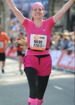 Mijn eerste marathon!